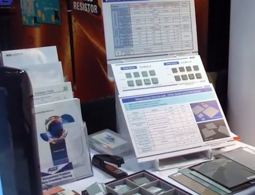 Thermal Pads – KGS America at DesignCon2017