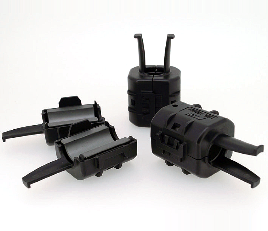 Low Frequency Ferrite Clamp: RFCW Series