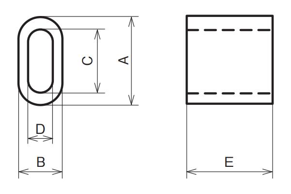 GTRE Series - Dimension
