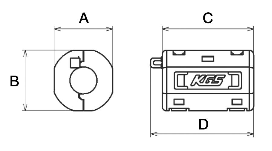 MRFC Series - Dimension