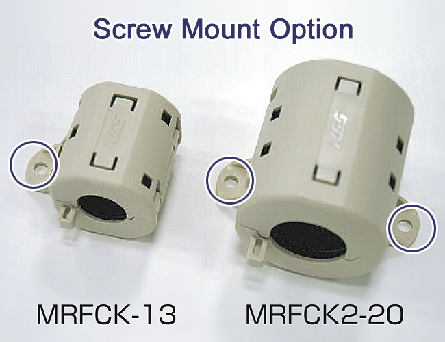 MRFCK Series: Screw Mount Option