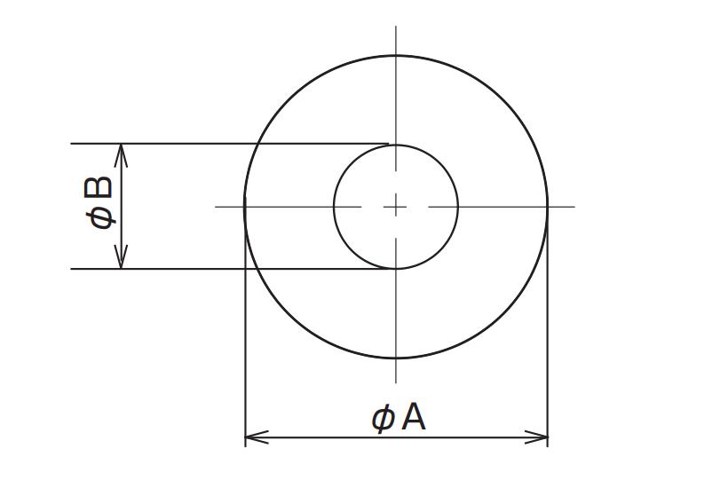 TRCB Series - Dimension