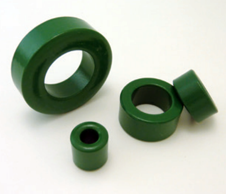 Low Frequency Sleeve Ferrite Cores: TRMH Series