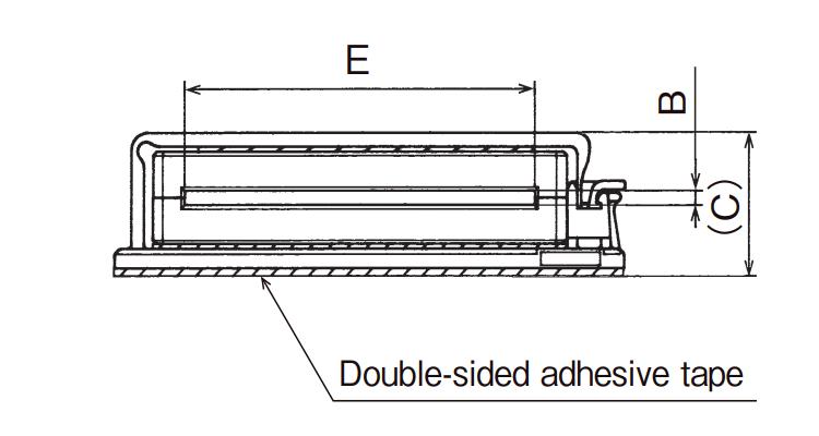 Dimensions: Dimensions: BCN Series