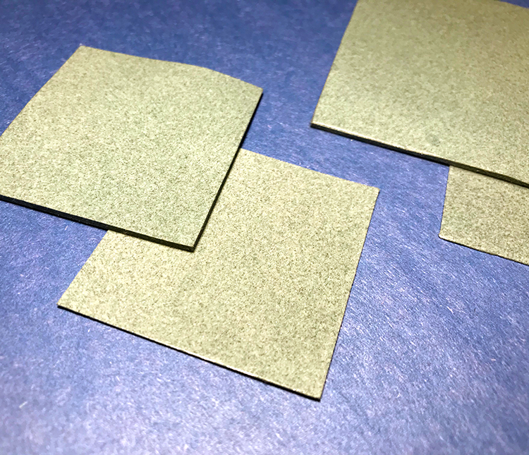 Silicone Free Thermal Pad: CPVS Series