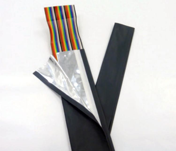 Flat Cable Shielding Jacket: FRCSR Series