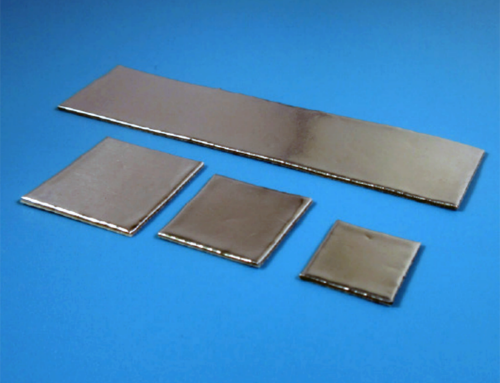 "New shielding sheet ""GSS-HT Series"" for GHz band noise has added to the EMI shielding product list."