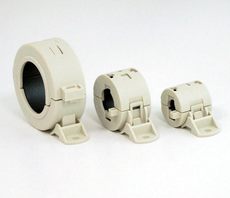 Split Toroidal Cores with Plastic Housing: GTFCK Series