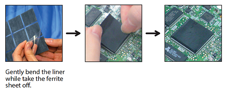 Mounting FFS onto IC Device