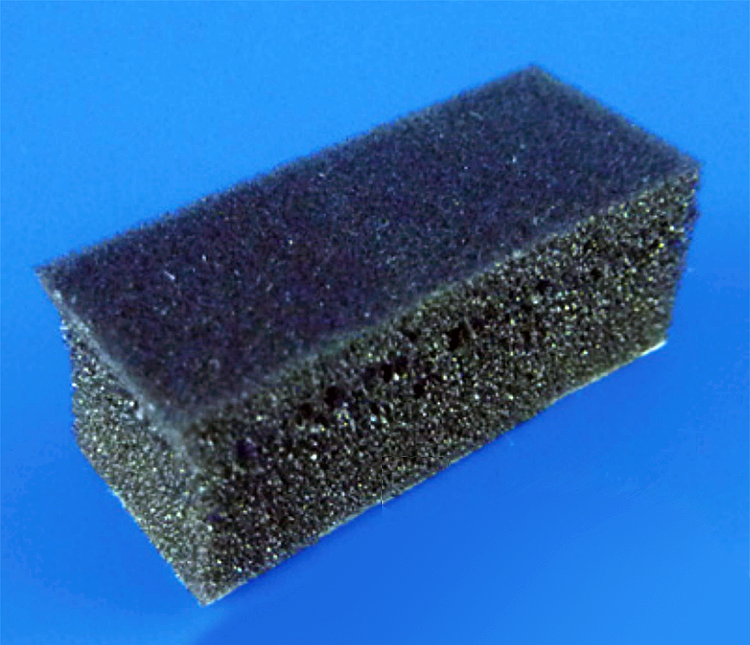 Sponge Spacer: S-BK Series