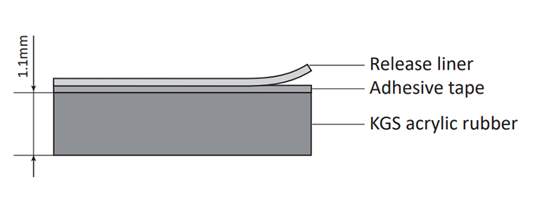 Cross-section View: SS2-1.0-T1