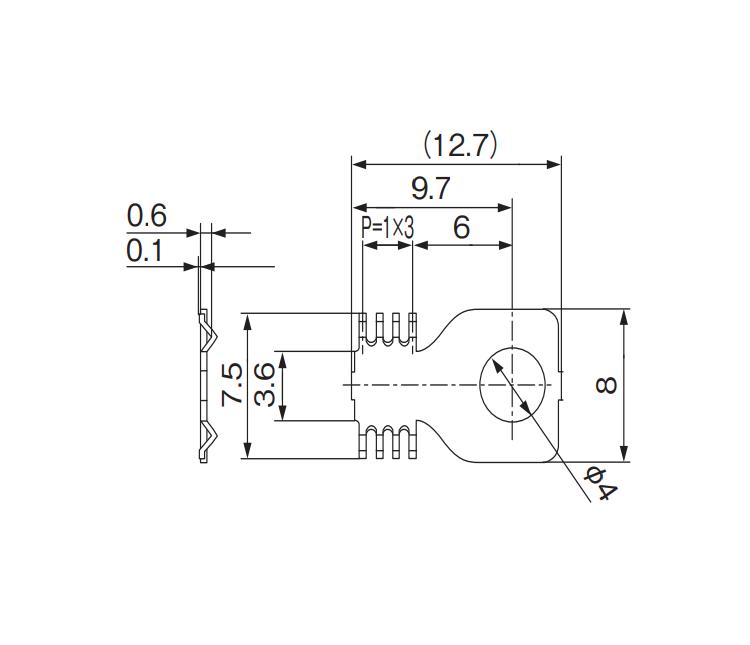 Dimension: OG-R30-SN