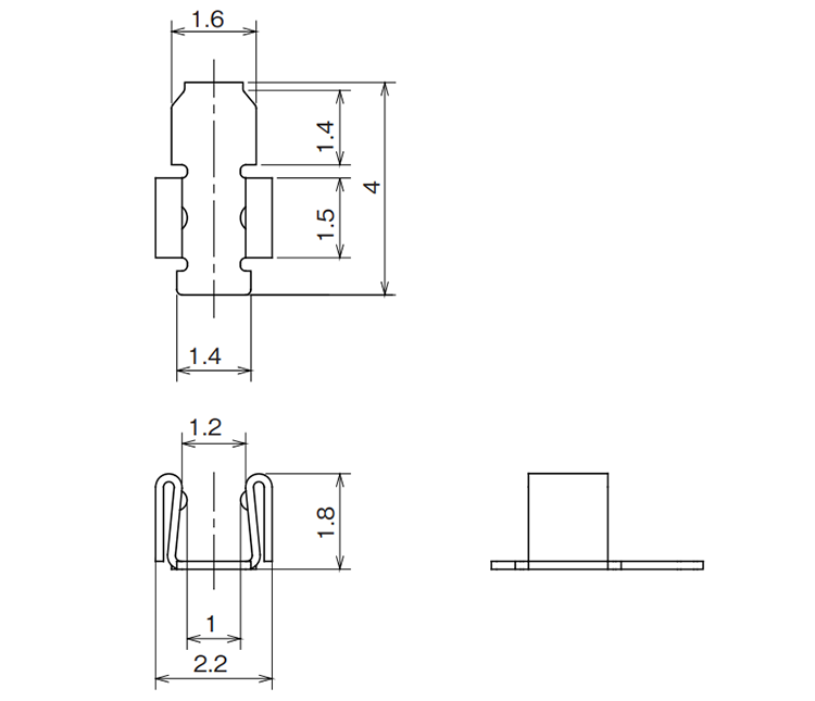 Dimension: OGC-224018U