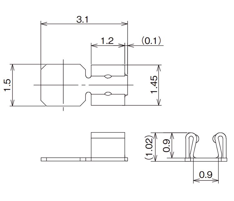 Dimension: OGC-311510U