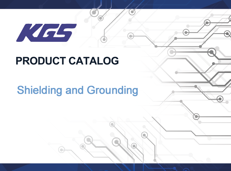 Product Catalog: Shielding and Grounding