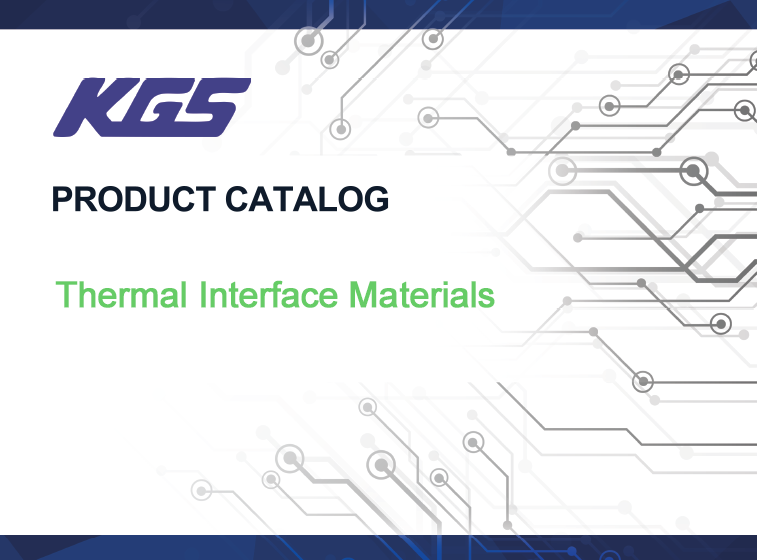 Product Catalog: Thermal Interface Materials