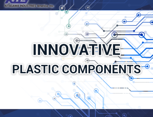 Innovative Plastic Components in Electrical and Electronic Applications