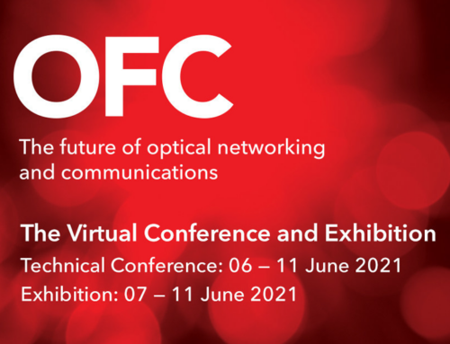 OFC2021 now being held! This time it will be an online exhibition until 6/11 (Friday)