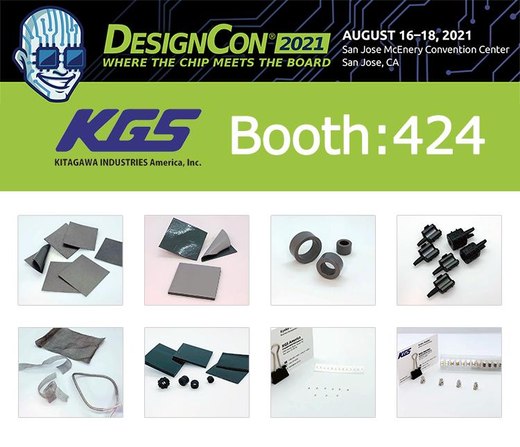 DesignCon - KGS 2021